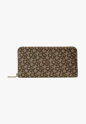 BRYANT LARGE ZIP AROUND - Wallet - chino logo
