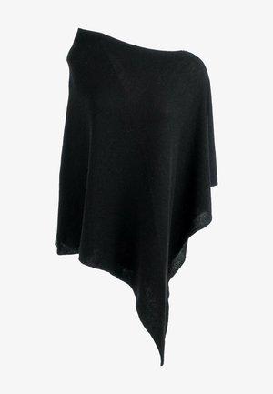 Poncho - nero