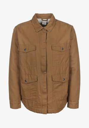 Light jacket - brown duck