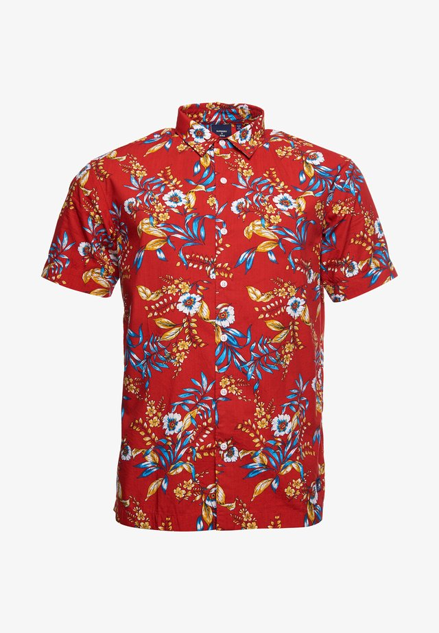 HAWAIIAN  - Overhemd - red hawaiian