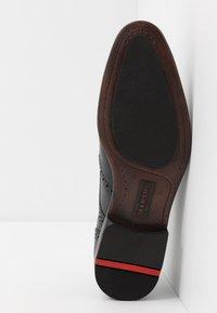 Lloyd - MORTON - Smart lace-ups - schwarz - 4