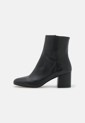 BASIC BOOTS - Classic ankle boots - black