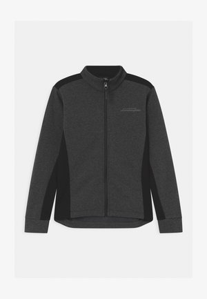 TECHNICAL FULL ZIP - Hoodie met rits - grey estoque