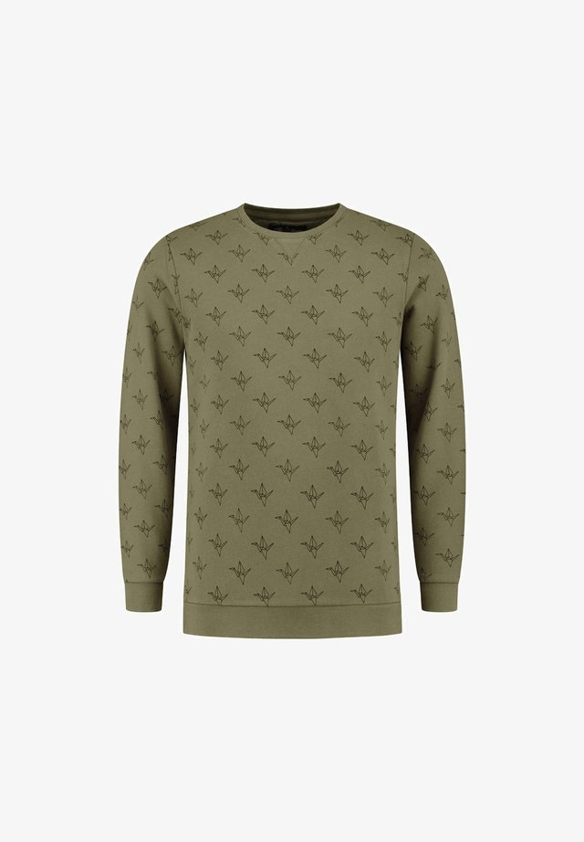 Sweater - forest green