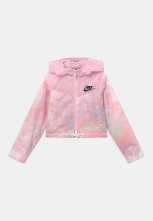 Jas - pink foam/white