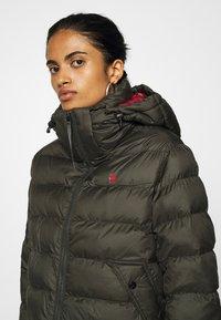 G-Star - WHISTLER PUFFER - Winter jacket - asfalt - 6