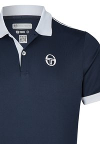 sergio tacchini - CLUB TECH - Polo shirt - dark blue - 2