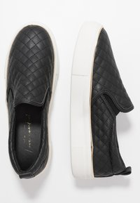 New Look - MILTON - Slip-ons - black - 3