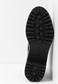 Even&Odd - Kotníková obuv - black - 6