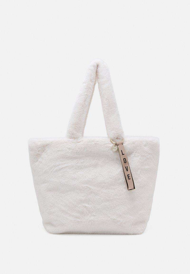 Red V - TOTE - Tote bag - avorio