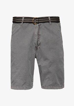 FAN - Shorts - asphalt