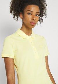 Lacoste - Polo shirt - gelb - 3