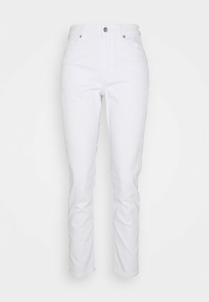 MOM JEAN - Slim fit jeans - cool white