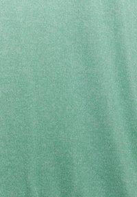 TOM TAILOR - BATWING - Jumper - soft leaf green melange - 5