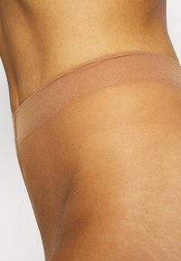 Lindex - TIGHTS 5 DEN BARE LEG - Tights - tan - 2