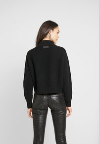 Diesel - FOLLY - Svetr - black - 2