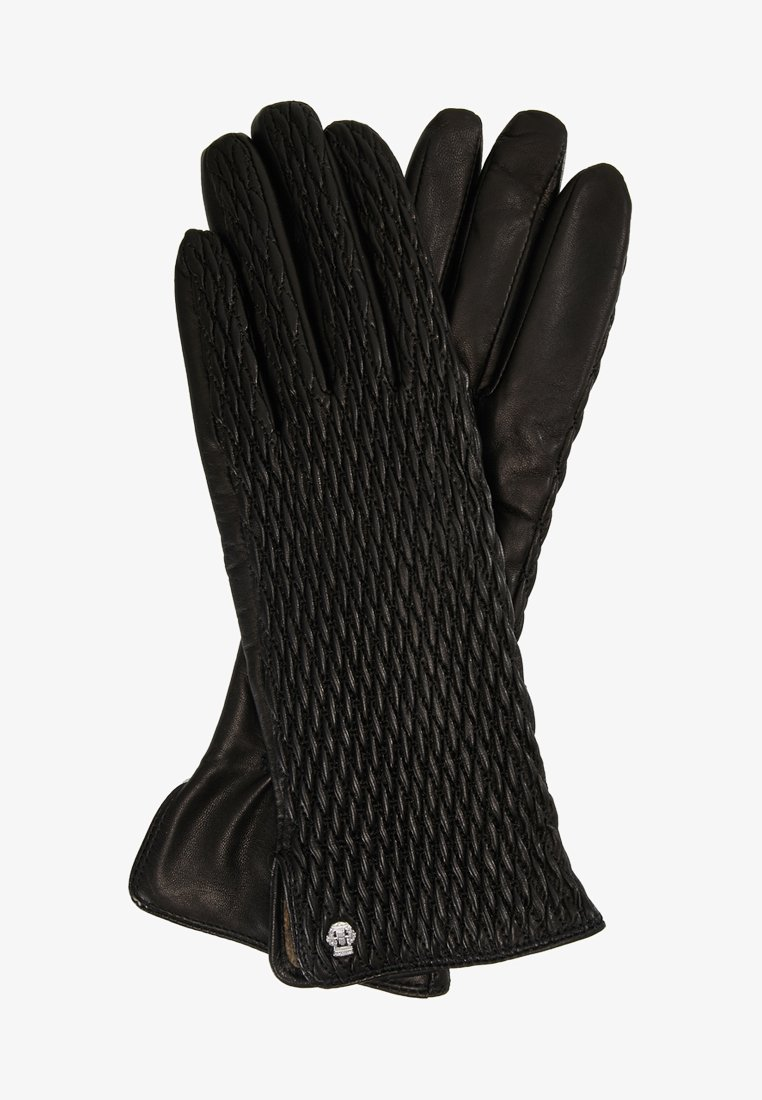Roeckl - CHIC RUFFLE - Gloves - black