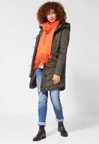Street One - Winter coat - green - 1