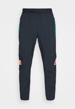 CENNO TRACK PANT - Pantalones - navy