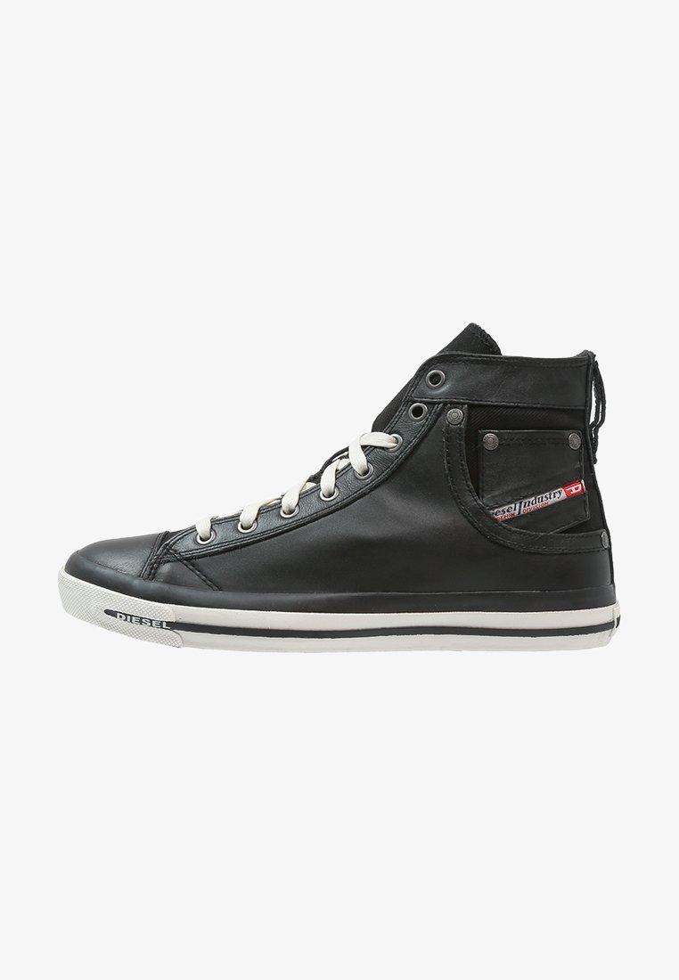 Diesel - EXPOSURE I - Zapatillas altas - black