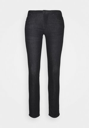 CORA - Jeans slim fit - black