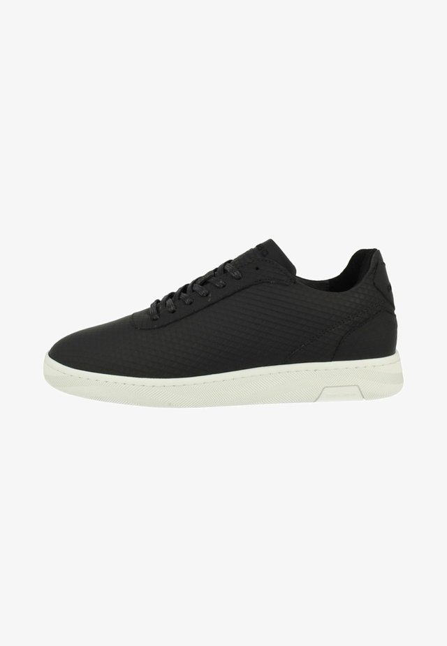 ZACK TRIANGLE BF - Sneakers laag - black