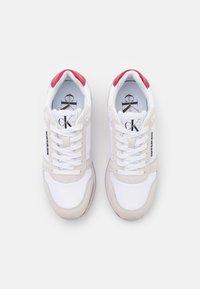 Calvin Klein Jeans - RUNNER LACEUP  - Tenisky - bright white - 5