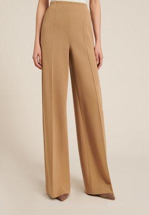 MODO - Pantalones - cammello