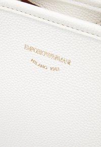 Emporio Armani - CAPSULE MYEABORSA SET - Torebka - bianco - 6