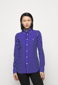 Polo Ralph Lauren - OXFORD - Button-down blouse - active royal/white - 0