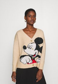 Desigual - JERS MICKEY - Gilet - arena - 0