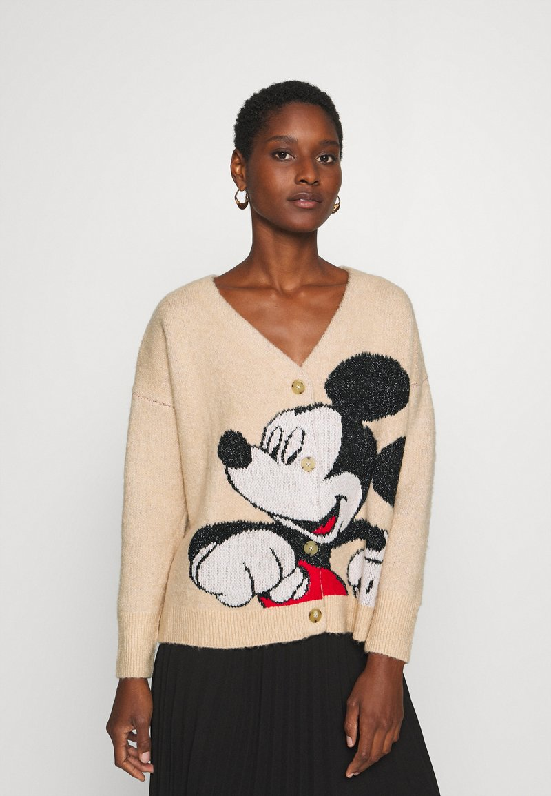 Desigual - JERS MICKEY - Gilet - arena