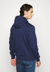Nike Sportswear - HOODIE - Hoodie - midnight navy/(reflective) - 2