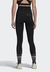 adidas by Stella McCartney - TRUEPURPOSE TIGHTS - Punčochy - black - 2