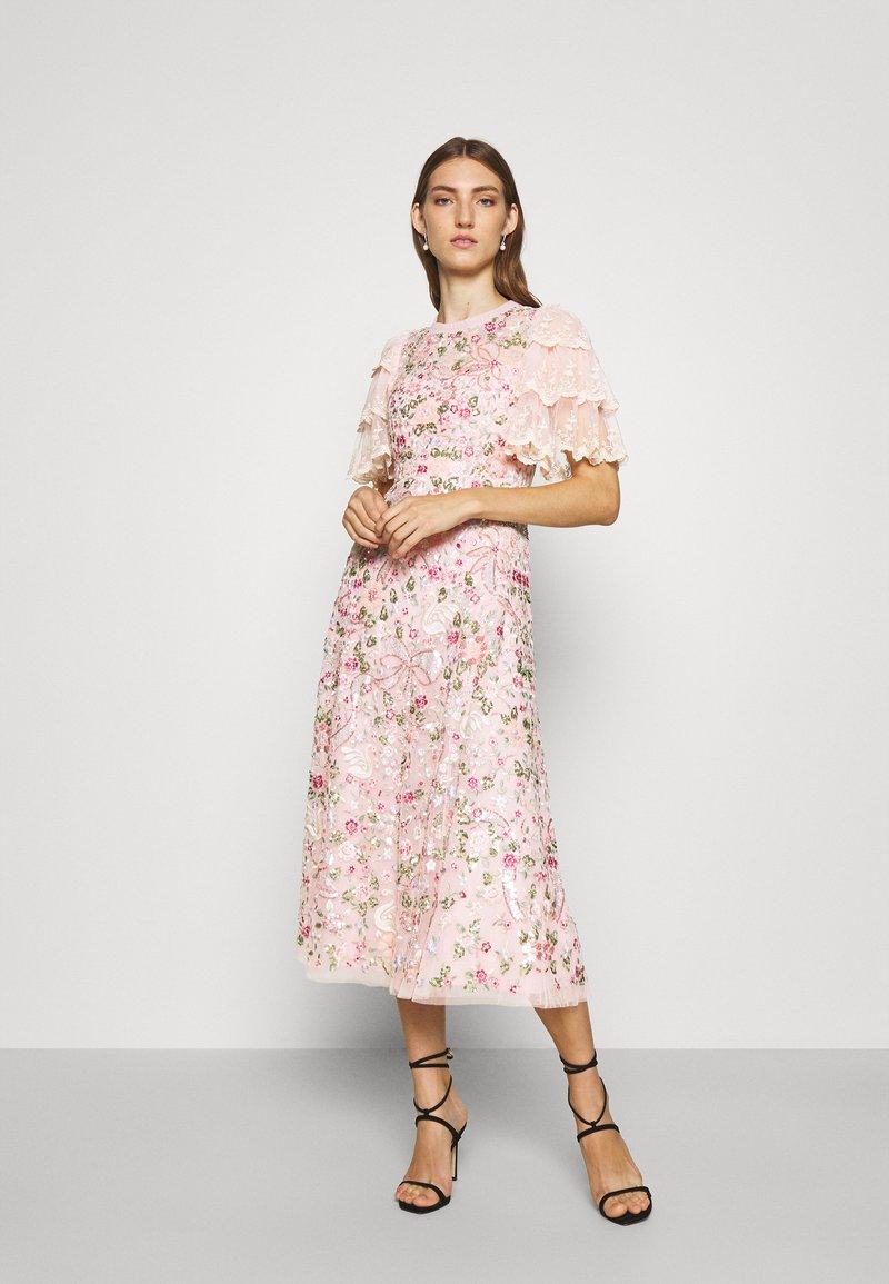 Needle & Thread - ODETTE BALLERINA DRESS - Koktejlové šaty/ šaty na párty - pink