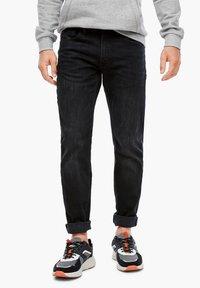 s.Oliver - Straight leg jeans - grey - 0