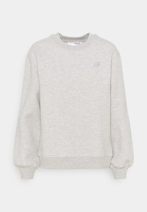 SLFALANA - Sweatshirt - medium grey melange