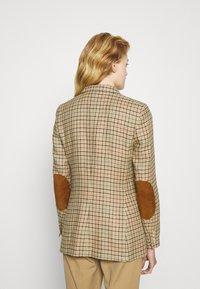 Polo Ralph Lauren - Blazer - brown houndstooth - 2