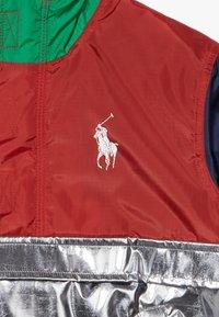 Polo Ralph Lauren - OUTERWEAR - Lehká bunda - gunmetal - 5