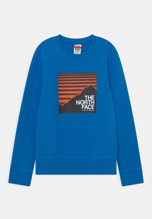 BOX CREW UNISEX - Sweatshirt - hero blue