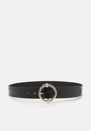 WAIST BELT - Waist belt - black/gold