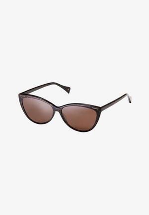 Sunglasses - walnut