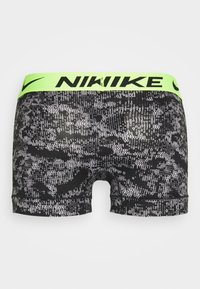 Nike Underwear - TRUNK 3 PACK  - Bokserit - dark grey/black - 2