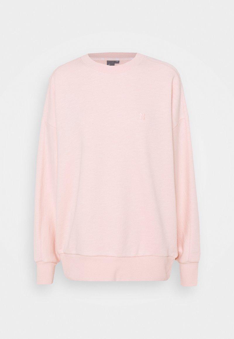 Sweaty Betty - ESSENTIALS  - Sweatshirt - antique pink
