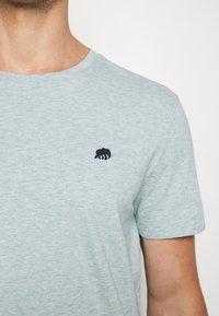 GAP - LOGO TEE - Print T-shirt - soft sage - 4