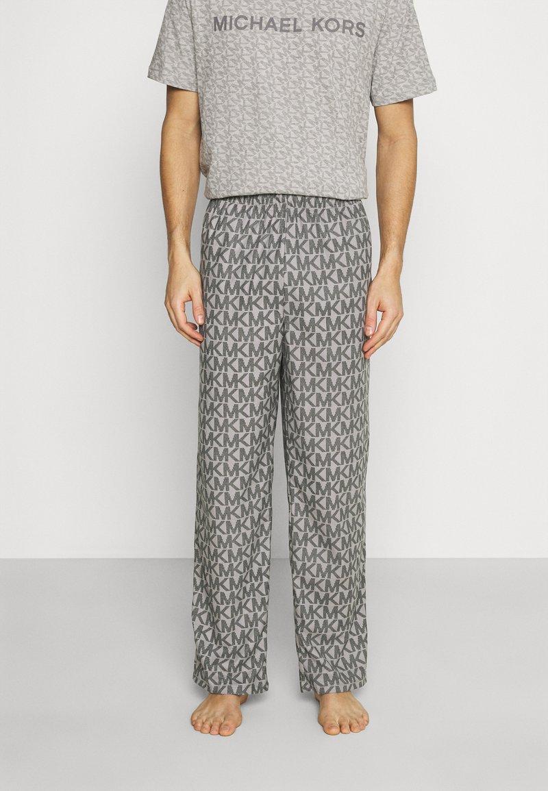 Michael Kors - ROLLED PANT - Pyžamový spodní díl - grey