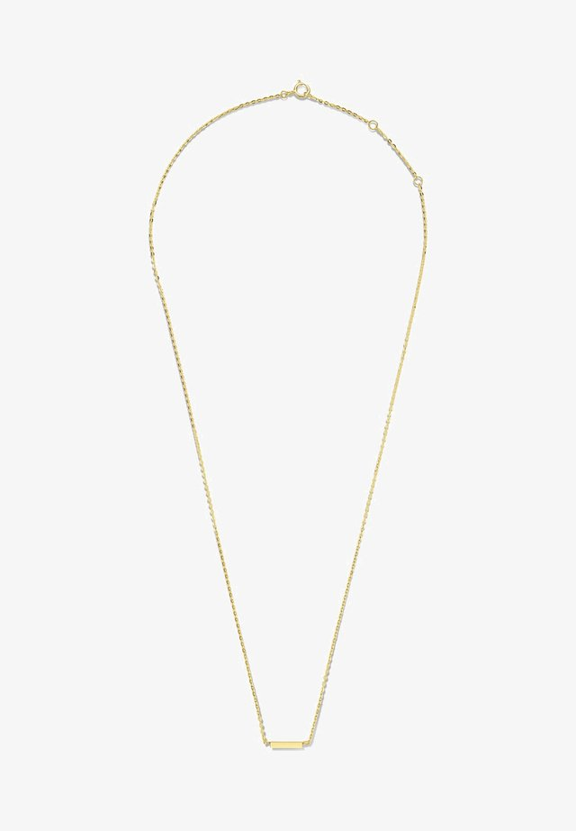 14 CARAT GOLD - Halskæder - gold