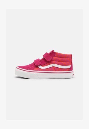 SK8-MID REISSUE V - High-top trainers - neon animal leopard/pink