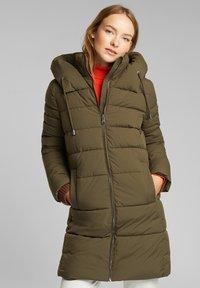 Esprit - Winter coat - khaki green - 3