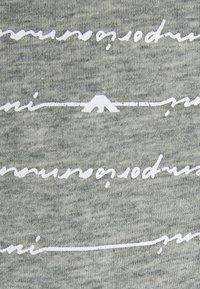 Emporio Armani - BRAZILIAN BRIEF 2 PACK - Briefs - grey melange - 3